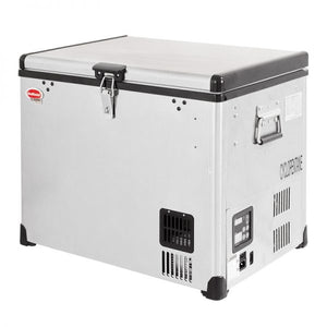 SnoMaster 40L Stainless Steel Fridge/Freezer AC/DC
