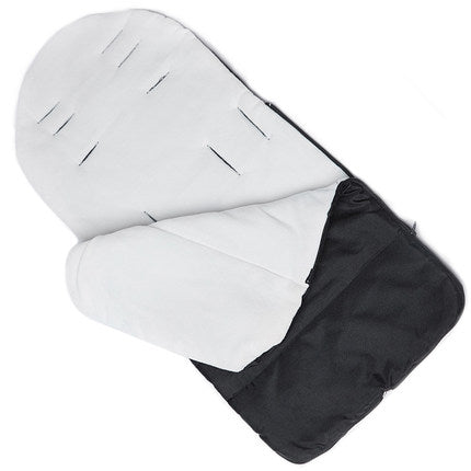 warm and comfortable stroller pad: removable and machine washable