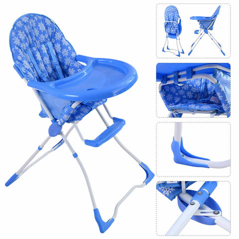 Baby High Chair for feeding: lightweight and compact