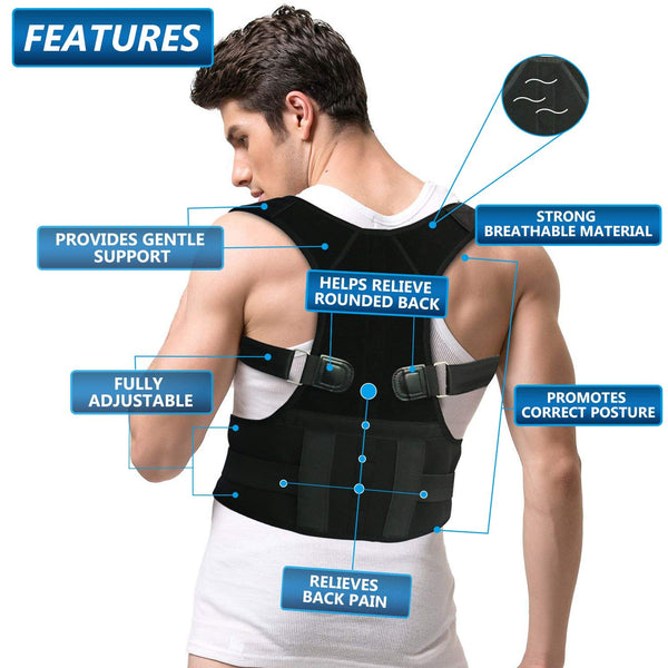 Fit Shop Posture Corrector For Men & Women