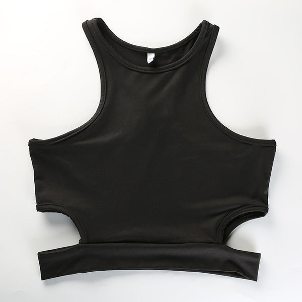 Fit HollowOut Sports Bra