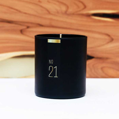 No. 21 Candle