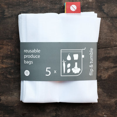 Reusable Produce Bags Set