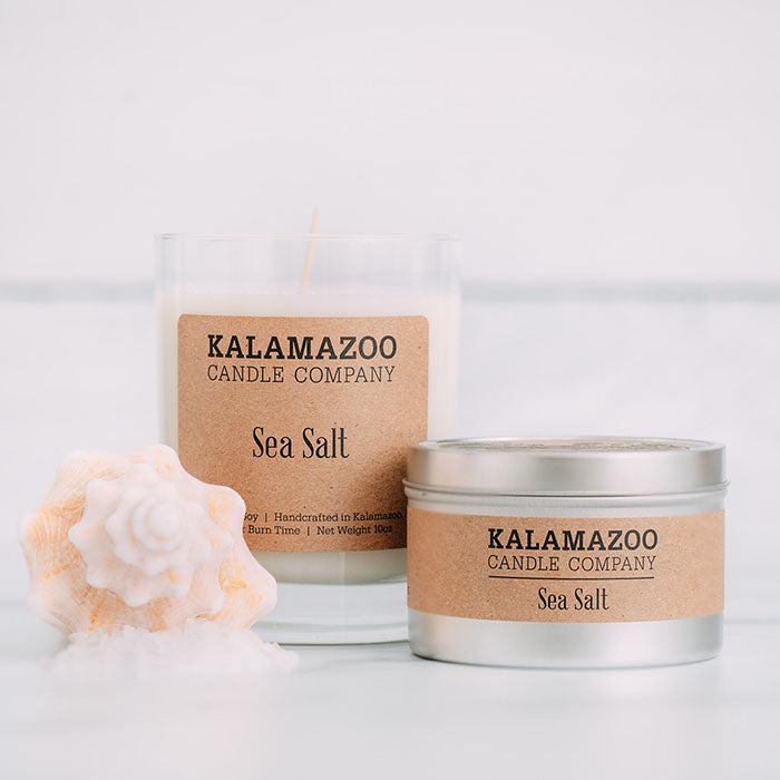 Sea Salt Candles