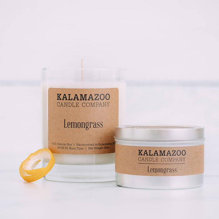 Lemongrass Candles
