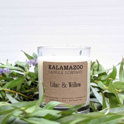 Lilac & Willow Candles