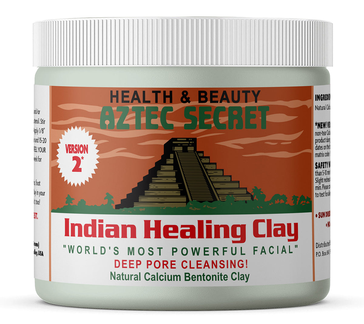 The Official Aztec Secret Premium Clay Set