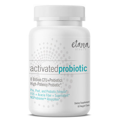 Activated Probiotic - 30 Day Supply
