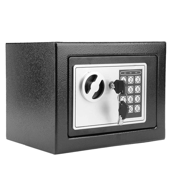 Homdox Security Safe Digital Safe Electronic Steel Lock Box with Keypad