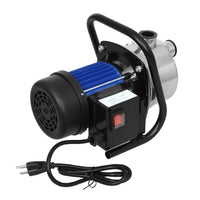 Homdox 1.6 HP Stainless Steel Booster Pump Electric Water Pump