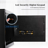 Homdox Digital Electronic Safe Security Box Safe for Home Office