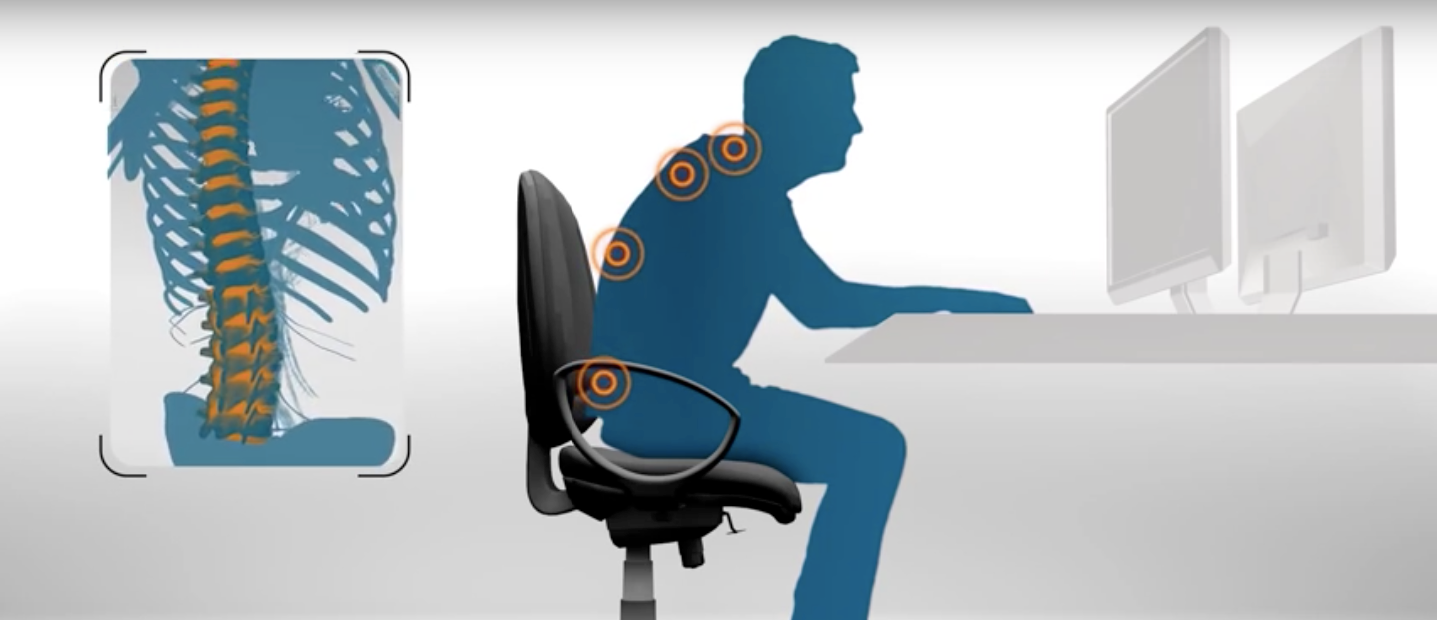 Posture and How It Can Correct Back Pain