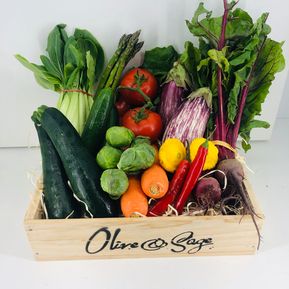 Seasonal Vegetable Hamper