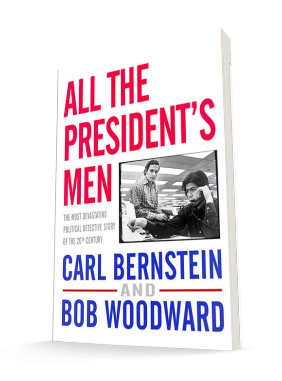 All the President's Men | Bob Woodward and Carl Bernstein