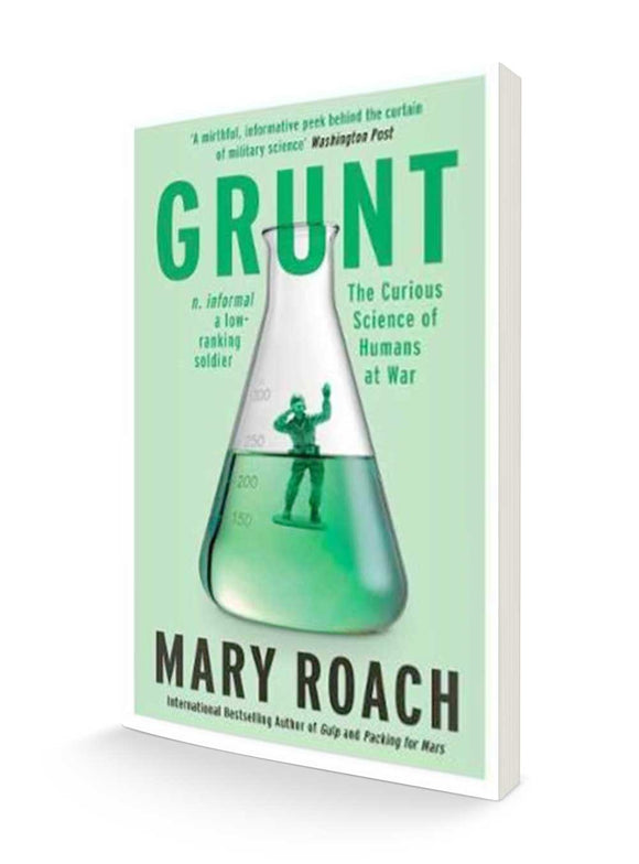 Gulp : Travels Around the Gut | Mary Roache