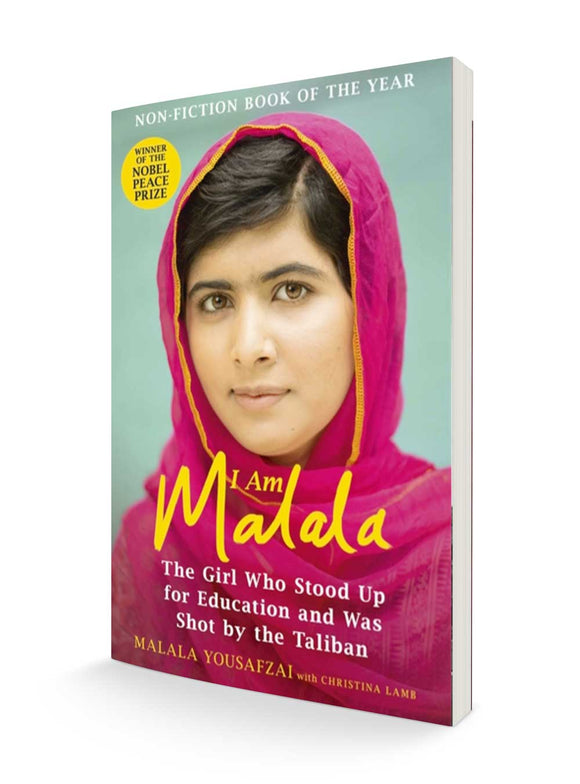 I Am Malala: The Girl Who Stood Up for Education and was Shot by the Taliban | Malala Yousafzai, Christina Lamb