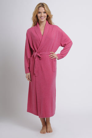 Cashmere Robes in New Holiday Hues