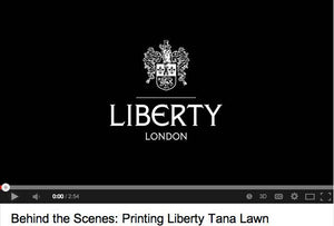 How it's Made- Liberty of London Pajamas