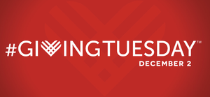 #GivingTuesday is almost here!