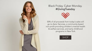 it's #GivingTuesday