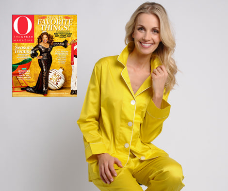 Yellow PJs post
