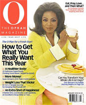 Oprah - How to get what you really want this year.