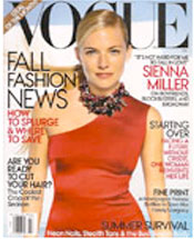 Vogue - Fall Fashion News