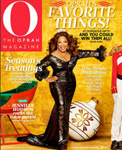 Oprah Magazine - Oprah's Favorite Things December 2015