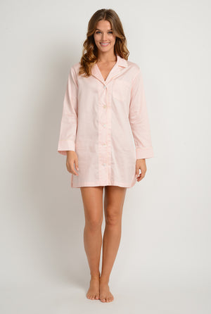 women's egyptian cotton nightshirt
