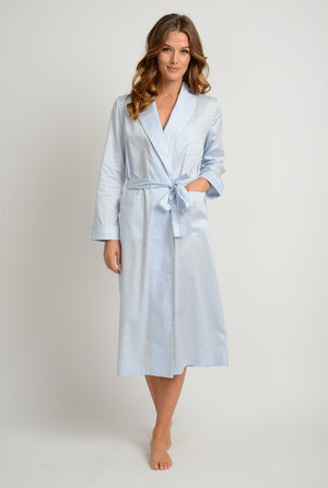 women's luxury cotton bathrobe robe