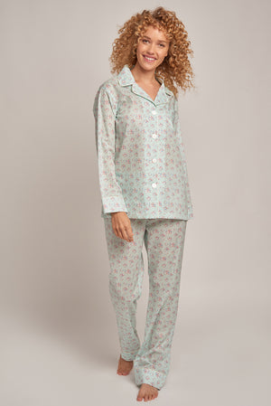 Cotton Voile Pajamas