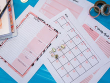 The Happy Home Planner - Editable!