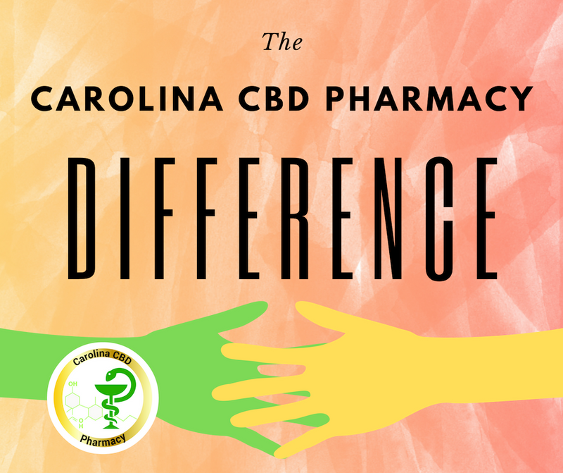 The Carolina CBD Pharmacy Difference