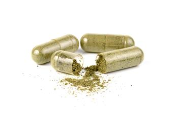 CBD Capsules - Full Spectrum 10mg (Pain + Inflammation)
