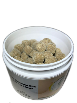 CBD Full Spectrum - Soft Pet Chews