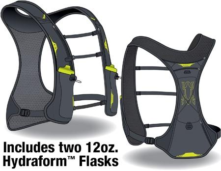 Amphipod PureRun Minimalist Hydration Vest - New Day Sports