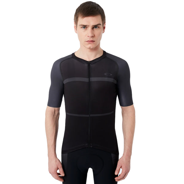 OAKLEY COLORBLOCK ROAD JERSEY SHIRTS MEN CYCLING KNIT TOP