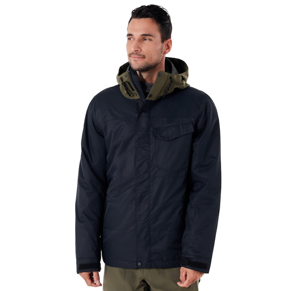OAKLEY DIVISION 10K BZI JACKET MEN SNOW JACKET