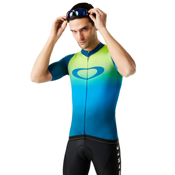 OAKLEY AERO JERSEY MEN CYCLING JERSEY