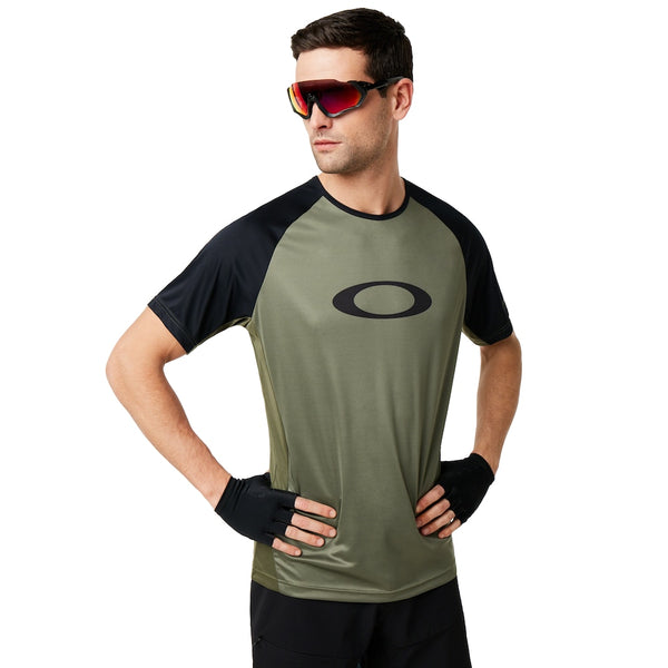 OAKLEY MTB SHORT SLEEVE TECH TEE MEN CYCLING T-SHIRT