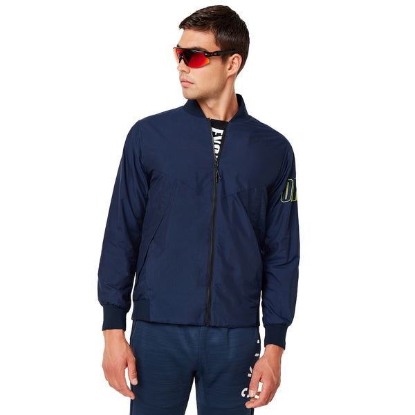 OAKLEY ENHANCE WIND WARM MIL JACKET MEN TRAINING JACKET