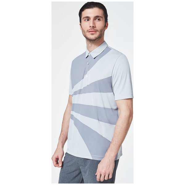 OAKLEY GEOMETRIC SWING POLO MEN GOLF POLO