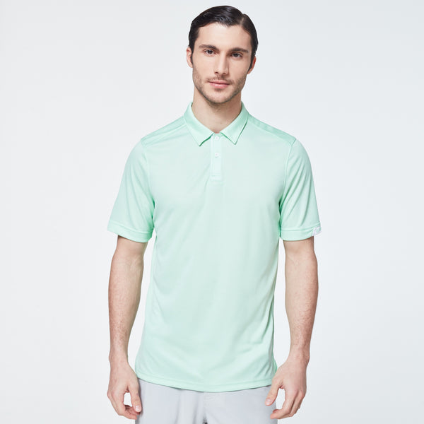 OAKLEY GRAVITY SS POLO MEN GOLF POLO