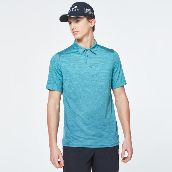 OAKLEY GRADIENT GRAVITY POLO 2.0 MEN GOLF POLO