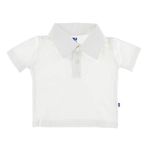 KicKee Pants Bamboo Solid Short Sleeve Performance Polo