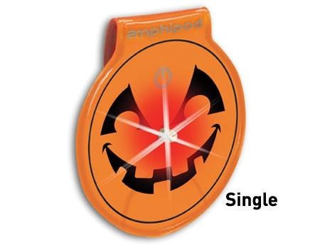 Amphipod Vizlet LED Pumpkin Wearable Reflector (Single) - New Day Sports