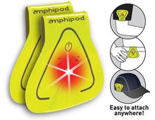 Load image into Gallery viewer, Amphipod Vizlet LED Triangles Wearable Reflectors (2 Pack) - New Day Sports