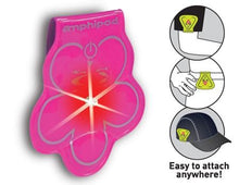 Load image into Gallery viewer, Amphipod Vizlet LED Flower Wearable Reflector (Single) - New Day Sports