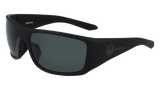 Dragon Alliance Jump LL Polar Sunglasses, Matte Black Frame LL Smoke Polar Lens