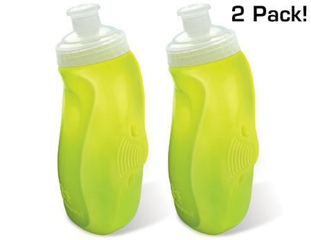 Amphipod RunLite Xtech Bottles With Push-Pull Caps (2 Pack) - New Day Sports